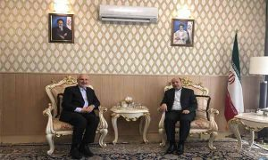 Meeting of the CEO of SIMCO Company with the Honorable Consul General of the Islamic Republic of Iran in the Kurdistan Region